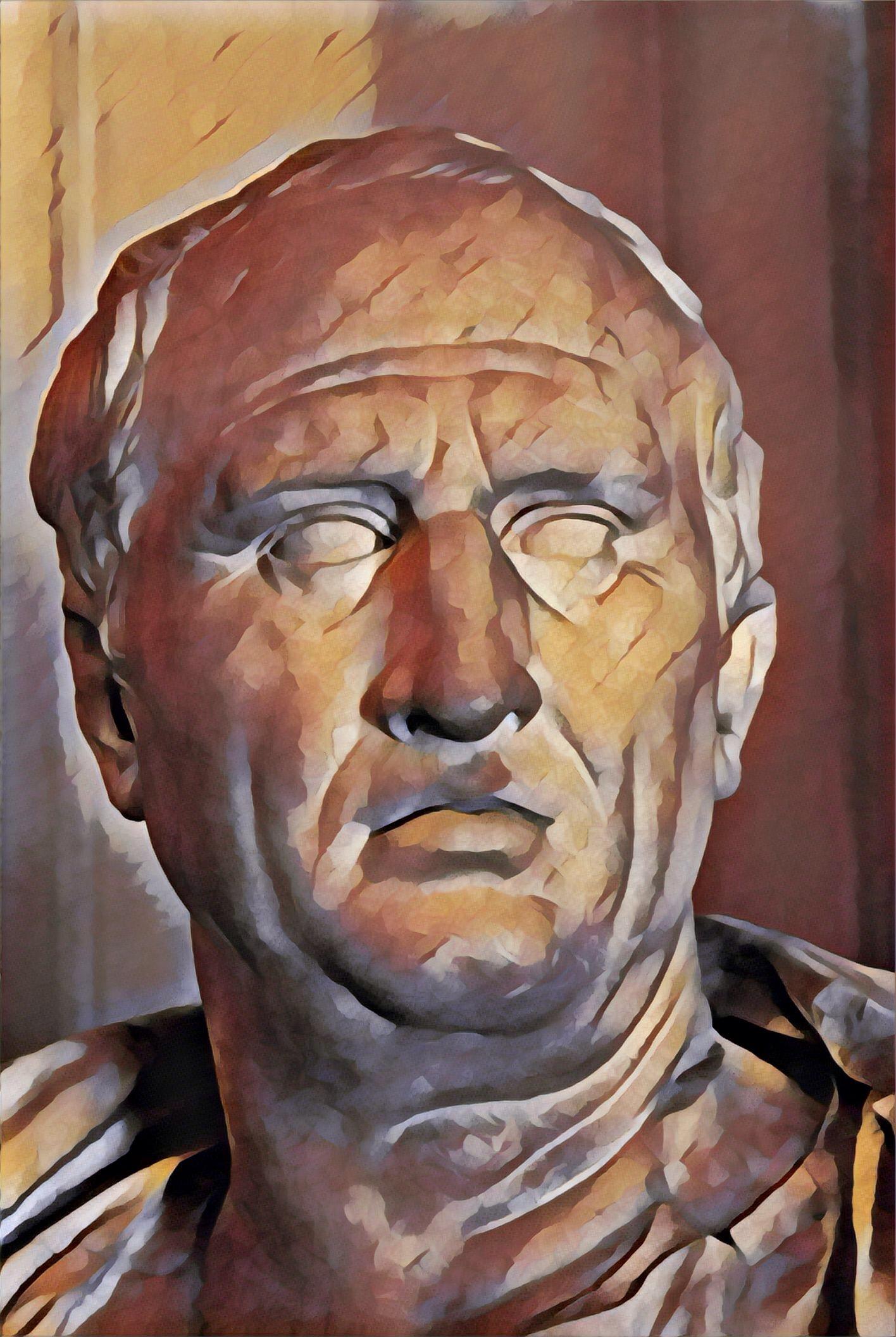 Contro Vatinio  - Marco Tullio Cicerone Contro Vatinio ,  14